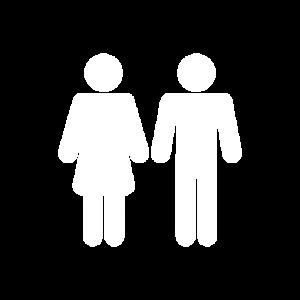 couple male female
